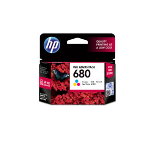 HP 680 Black/Tri-color Original Ink Advantage Cartridge F6V27AA/F6V26AA HP DeskJet 1110/ 1115/ 2130/ 2135/ 3630/ 4520/ 3830/ 4650