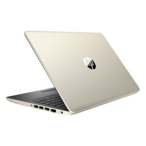 HP 14S-CF2000TU/ 14S-CF2001TU Notebook Pale Gold/ Natural Silver/ i3-10110U/14-Inch HD/4GB/256GB/Intel/Win 10+Free Premium Gift