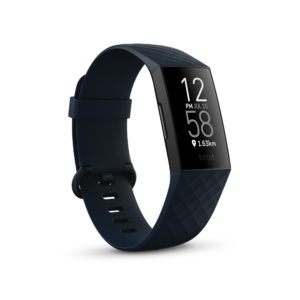 Fitbit Charge 4 Wearables Fitness & Activity Trackers Blac