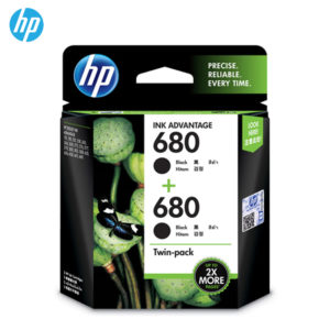 HP 680 Combo Black/Tri-color Original Ink Advantage Cartridges X4E78AA/ X4E79AA