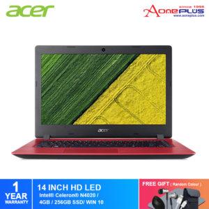 Acer Aspire 3 A314-32-C3E0/ A314-32-C7QH Notebook NX.GVYSM.00A/