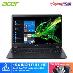 Acer Aspire 3 A315-57G-79E2 Notebook NX.HZRSM.001 Obsidian