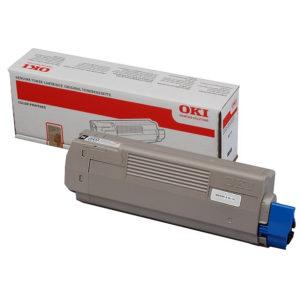 OKI C412 Black Toner 3,000 pages 45807103 For Printer B412/B432/B512/MB472/MB492
