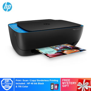 HP DeskJet Ink Advantage Ultra 4729 All-in-One Printer F5S65A+Free Premium Gift