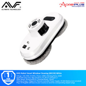 AVF HHG Robot Smart Window Cleaning (B0150) Rose Gold / White SKU NO : RBB0150-RG / RBB0150-WH