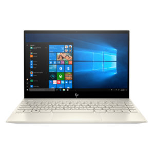 HP ENVY 13-aq1067TX Notebook Pale Gold 1Q282PA / i7-10510U /16GB/512GB SSD/NV MX250 2GB/ 13.3-Inch/Win10