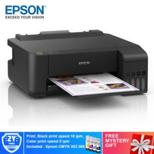 Epson EcoTank L1110 Ink Tank Printer+Free Mystery Gift
