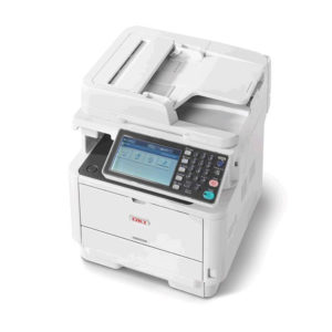Oki MB472dnw Mono Multifunction Printers 45762104+Free Mystery Gifts