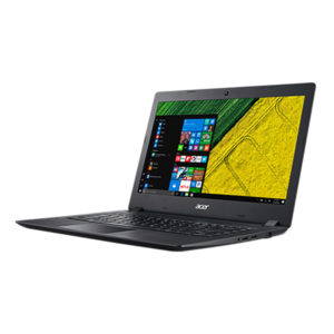 Acer Aspire 3 A315-34-P7XK Notebook NX.HE3SM.006 Obsidian Black /Intel Pentium/4GB /256GB SSD/Intel Graphic/15.6-Inch HD/ W10+Free Premium Gift