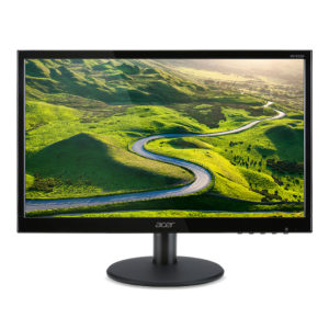 Acer EB192Q B 18.5-Inch HD Mainstream Monitor UM.XE2SM.B01+Free HDMI Cable + Mystery Gift