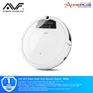 AVF HHG Robot Smart Floor Vacuum Cleaner RBFM320-PK/ RBFM320-WH  – Pink&White