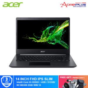 Acer Aspire 5 A514-53G-52WN/ A514-53G-55AR Notebook Obsidian