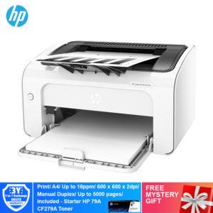 HP M12a Mono LaserJet Pro Printer – T0L45A [Print]