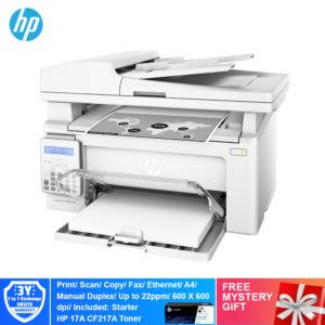 HP M130fn Laserjet Pro Multi Function Printer –