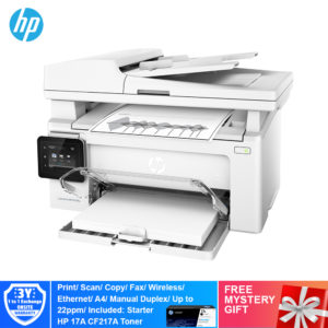 HP M130fw Laserjet Pro Multi Function Printer –
