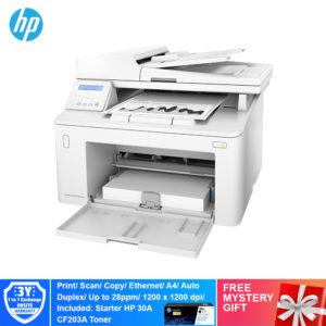 HP M227sdn LaserJet Pro Multi Function Printer –
