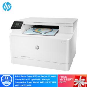 HP M182N Color LaserJet Pro Multi Function Printer –