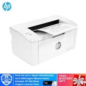 HP M15a Mono LaserJet Pro Printer – W2G50A [Print]