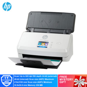 HP N4000 snw1 ScanJet Pro with Sheet-Feed Scanner- 6FW08A