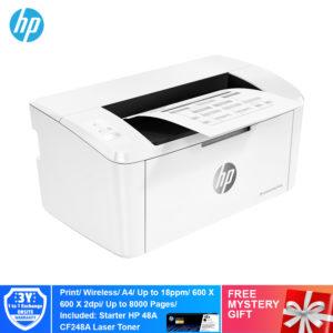 HP M15w Mono LaserJet Pro Printer – W2G51A [Print,
