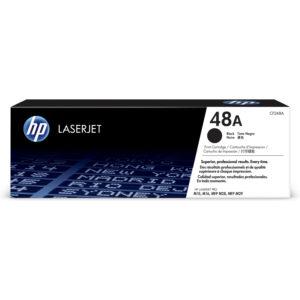 HP 48A Black LaserJet Toner Cartridge – CF248A