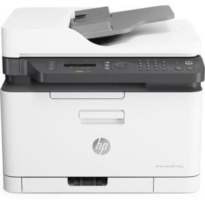 HP 179fnw Color Laser Multi Function Printer – 4ZB97A [Print, Scan, Copy, Fax, Wireless, Network]