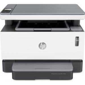 HP Neverstop 1200w Mono Laser Multi Function Printer – 4RY26A [Print, Scan, Copy, Wireless, ePrint, Wifi Direct]