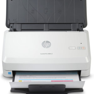 HP 2000 s2 ScanJet Pro with Sheet-Feed Scanner- 6FW06A